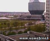 Веб камера: Беларусь, Минск, Национальная Библиотека