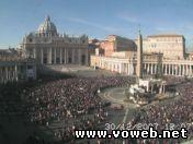 Веб камера: Италия, Ватикан, Базилика Святого Петра