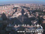 Веб камера: Ватикан, Площадь S. Pietro