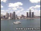 Веб камера: США, Детройт