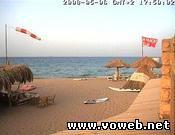 Веб камера - Египет, Хургада, пляж