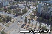 Веб камера - Россия, Волгоград, пересечение улиц Дружбы и 40 лет Победы