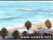 Веб камера - США, Калифорния, пляж Cam1