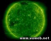 Веб камера СОЛНЦА NASA (Космическая)