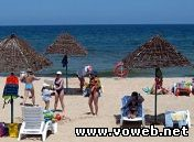 Веб камера - Украина, Крым, Казантипский залив, пляж