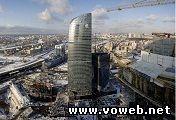 Веб камера - Россия, Москва, Башня «Федерация»