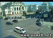 Веб камера - Украина, Киев, Оперный театр