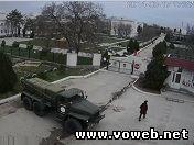 Веб-камера: Украина, Крым, Севастополь, Бельбек. ВЧ-А4515 (запись)