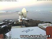 Веб камера - Приемная станция в Антарктиде