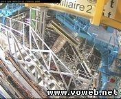 Веб-камера внутри Большого Адронного Коллайдера Вид 2