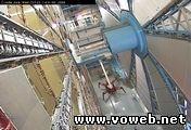 Веб-камера внутри Большого адронного коллайдера Вид 3