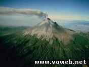 Веб камера - Мексика, Мехико, вулкан Попокатепетль